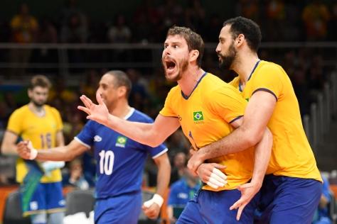 VOLLEYBALL-OLY-2016-RIO-BRA-ARG